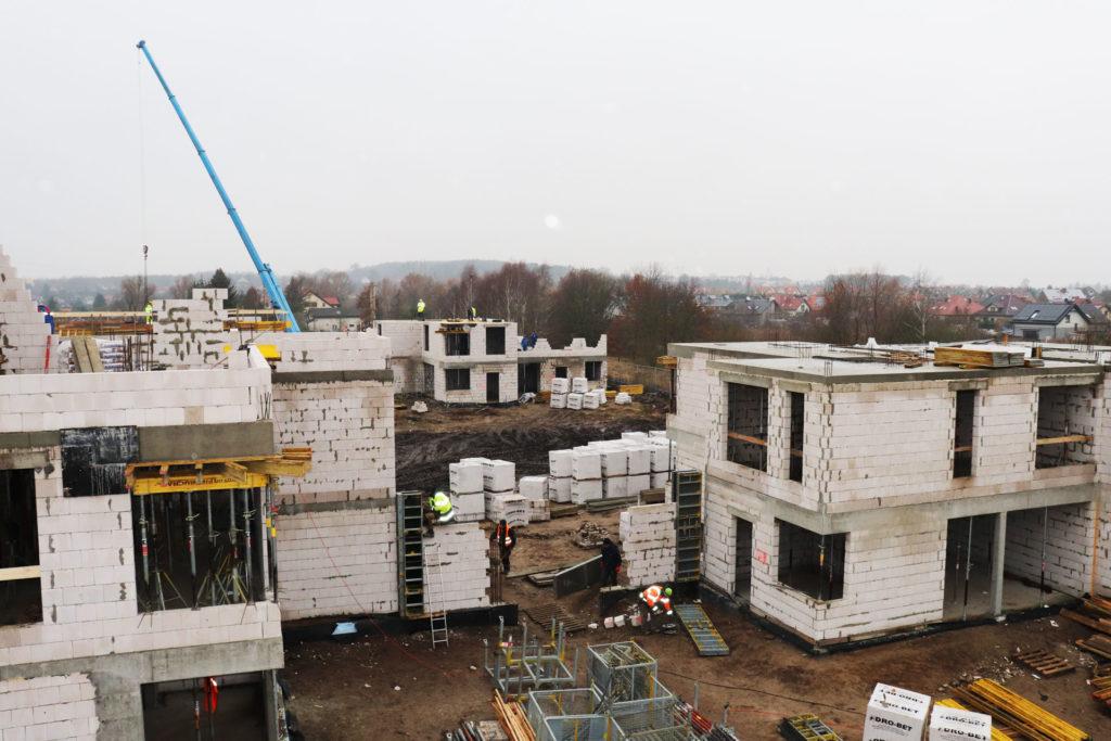 Budowa apartamentów Szczecin, Krzekowo, Bezrzecze, Pogodno 07